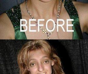 Jak photoshop zmienia ludzi