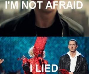 Nie boję się niczego...Prawie