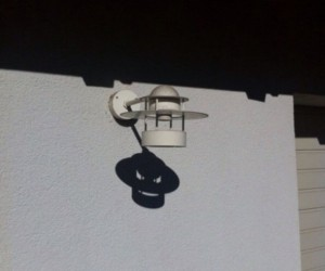 Wredna lampa