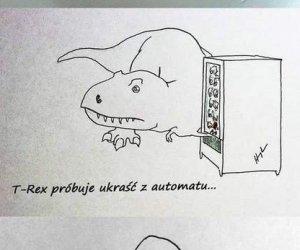 Przygody T-Rexa
