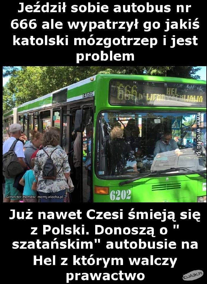 Szatański autobus