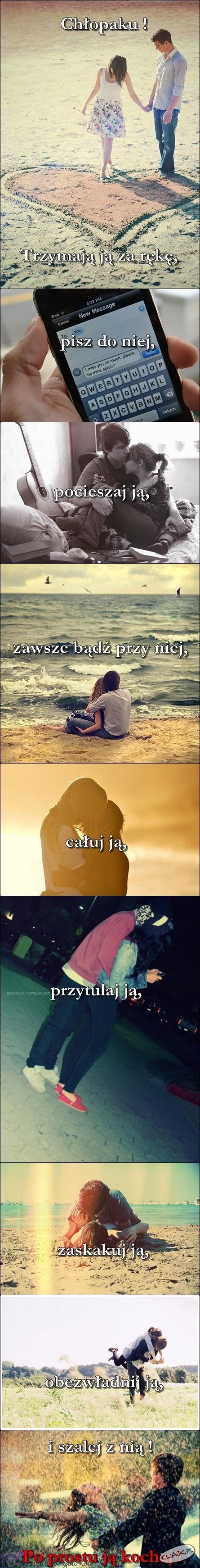 Po prostu kochaj!
