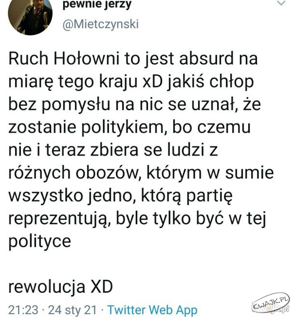 Ruch Hołowni