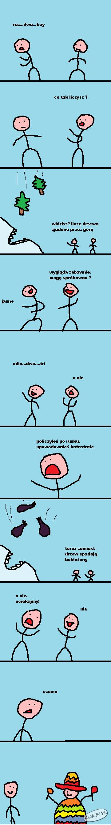 Bakłażany
