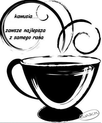Kawa to podstawa