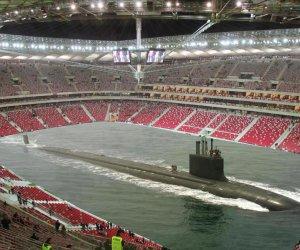 Das Boot Warsaw Version