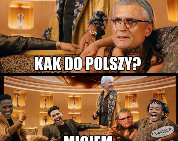 Kak do Polszy...?