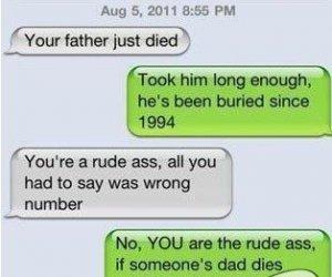 Śmierć taty