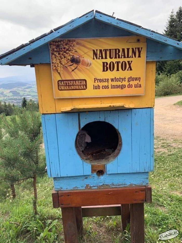 Naturalny botoks