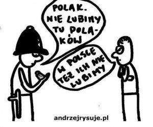 Polacy w Polsce