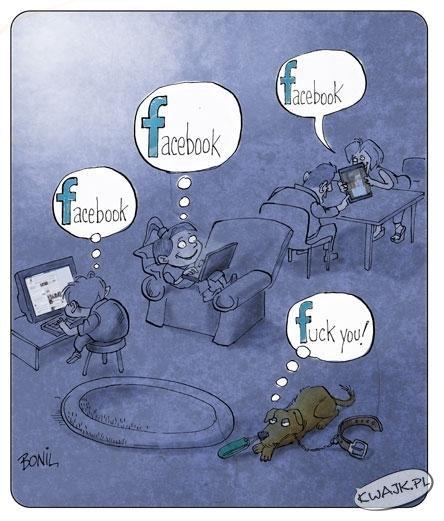 Facebookowa rodzina