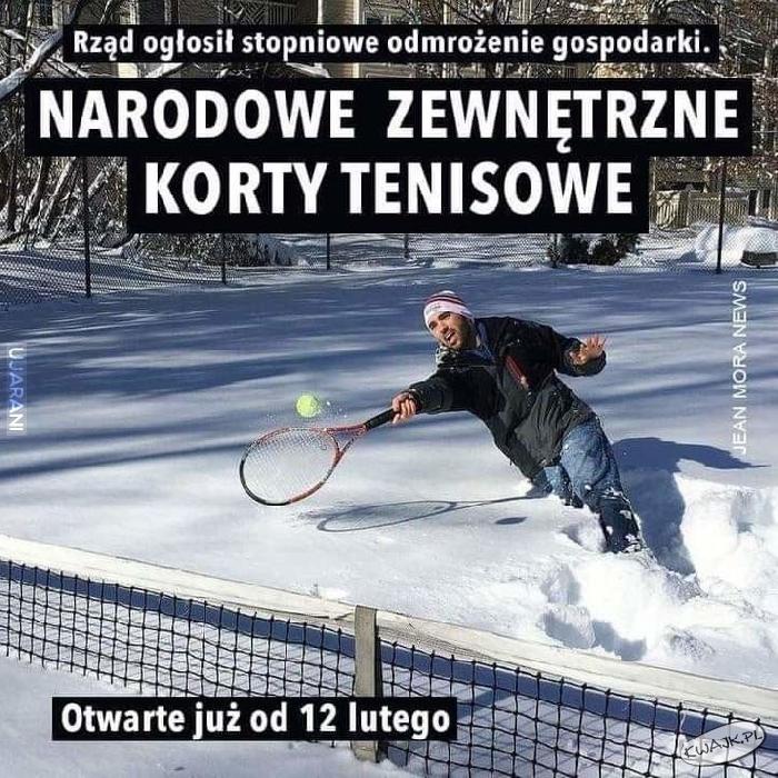 Narodowe zewnętrzene korty tenisowe
