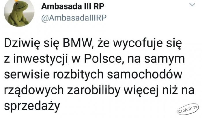 Polityka BMW