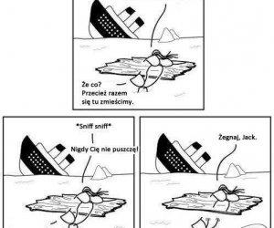 Dlaczego Titanic tak się skończył