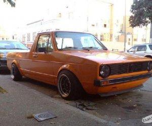 Volkswagen pickup