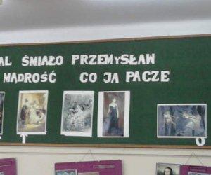 Szkolna tablica