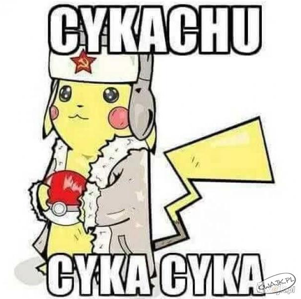 Cykachu
