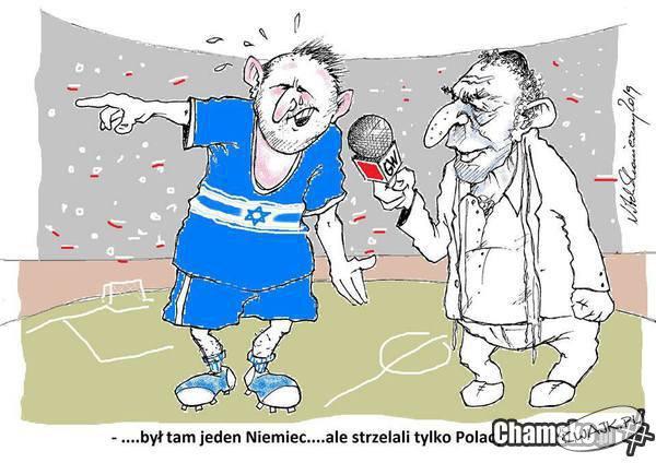 To Polacy strzelali!