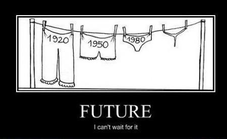 Nie mogę się doczekać kolejnych lat :D