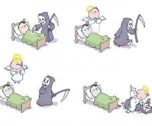 Śmierć się nie śmieje