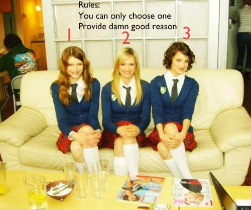 Możesz wybrać jedną, podaj dobry powód