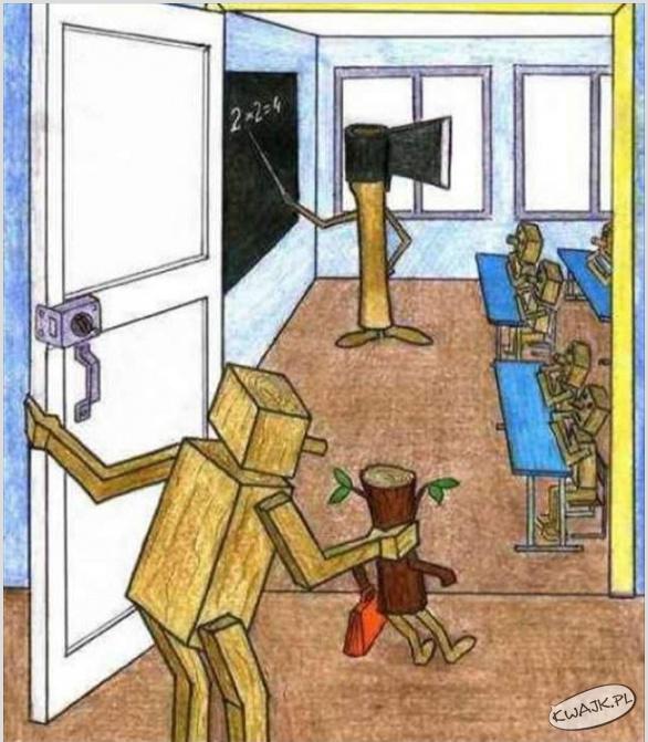 Czas do szkoły