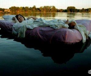 Uważaj nie spadnij z łóżka