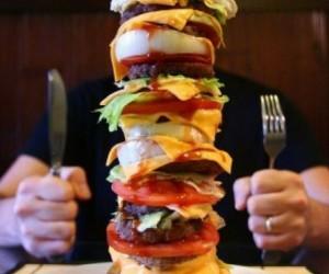 Chcę takiego hamburgera!