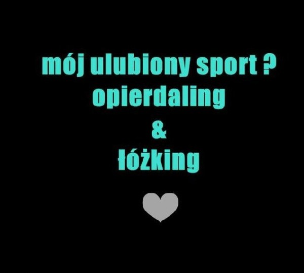 Ulubiony sport