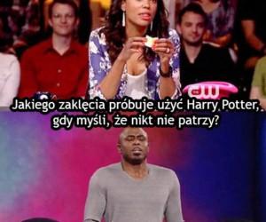 Ulubione zaklęcie Harry'ego