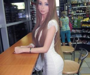 Barbie w realu