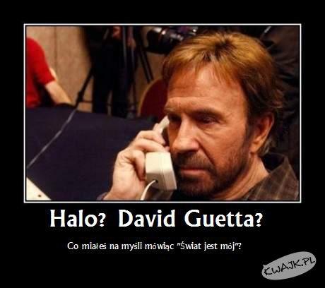 Chuck Norris i wszystko jasne