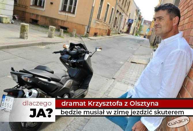 Dramat Krzysztofa z Olsztyna