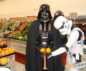 Zakupy w warzywniaku
