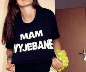 Też chcę taką koszulkę!
