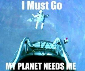 Moja planeta mnie potrzebuje