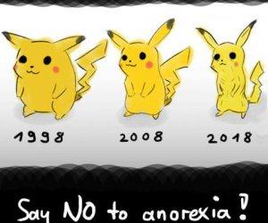 Powiedz NIE anoreksji