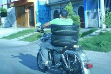 To się nazywa bezpieczna jazda