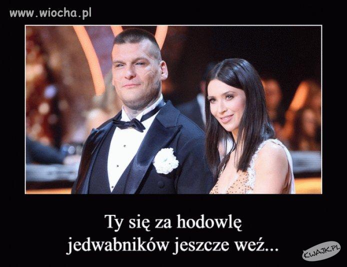 """Popek w """"Tańcu z gwiazdami"""""""