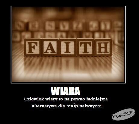 Wiara lepiej brzmi