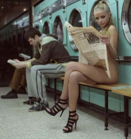 Gdzie jest ta pralnia?