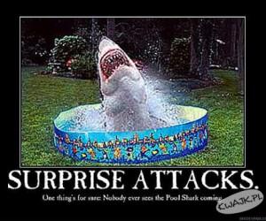 Atak z zaskoczenia!