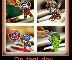 Właśnie wtedy narodzili się Avengers