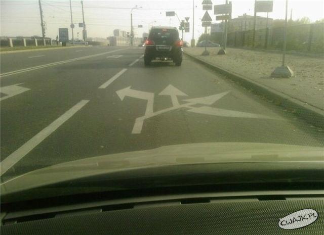 Skręć w prawo