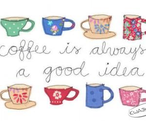 Kawa to zawsze dobry pomysł