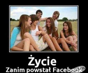 Zanim powstał FB