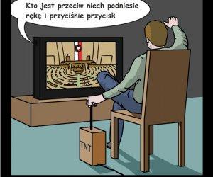 A tymczasem w Krakowie...