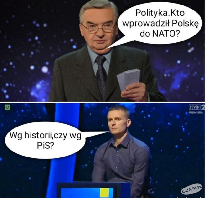 Wg historii, czy wg PiS?
