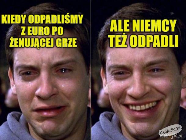 Kiedy my odpaliśmy z Euro, a kiedy Niemcy