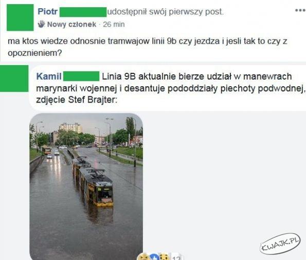 Wodny tramwaj